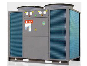 天加环保型模块化风冷热泵