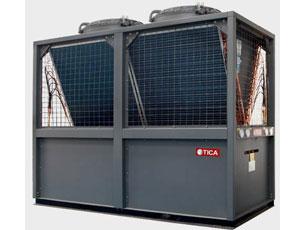 天加模块化风冷热泵机组